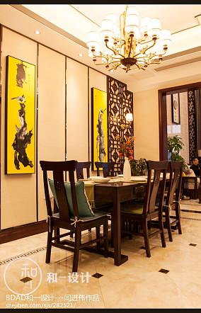 龙湖锦璘原著别墅厨房1图中式现代设计图片赏析