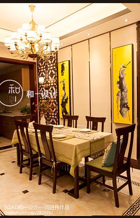 龙湖锦璘原著别墅厨房2图中式现代设计图片赏析