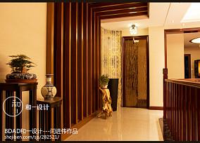 龙湖锦璘原著别墅功能区中式现代设计图片赏析