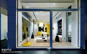 面积119平别墅阳台现代效果图阳台2图现代简约设计图片赏析
