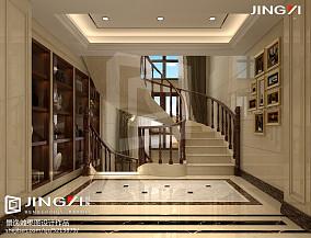 景逸效果图设计——家装欧式别墅效果图_2968850