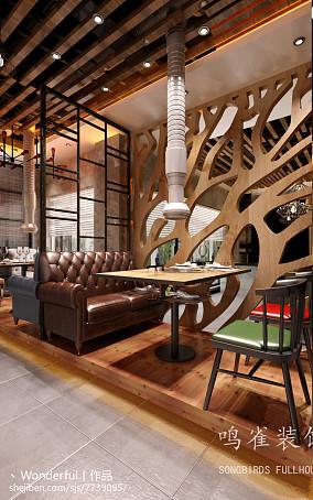 酒店家具大厅餐桌设计