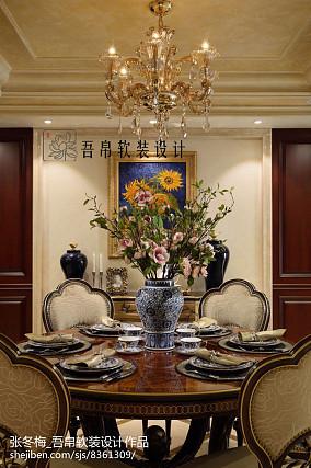 室内客厅设计别墅灯具图片