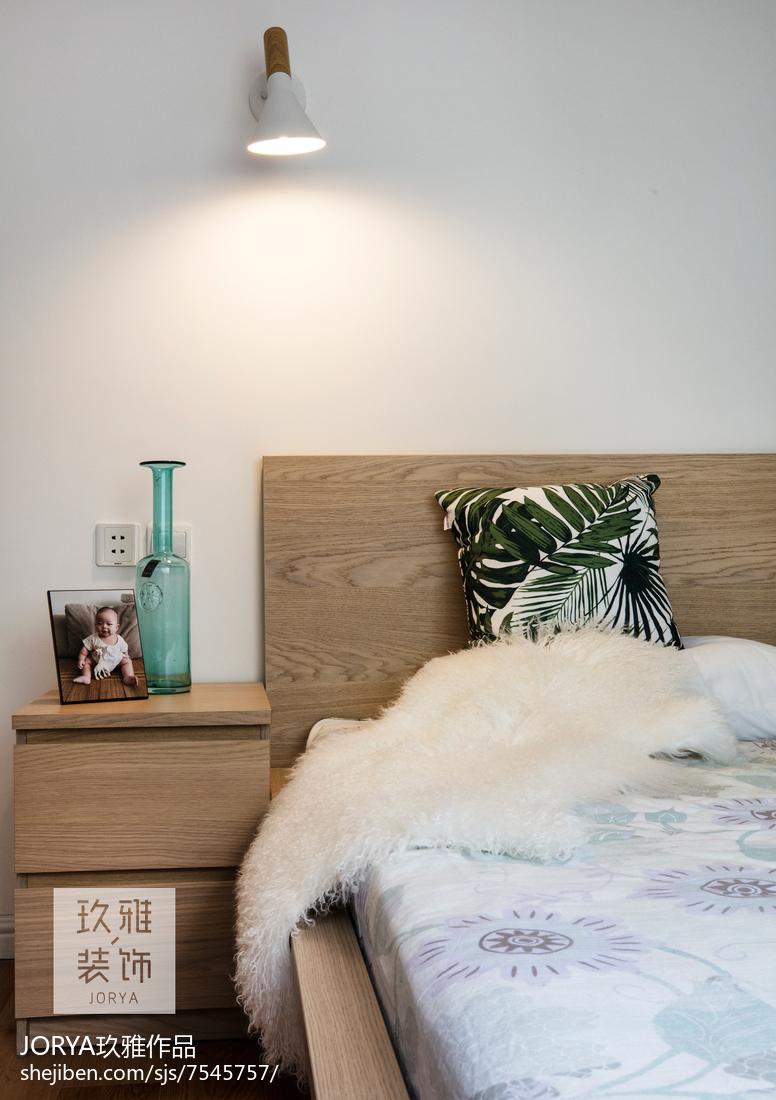 浪漫77平欧式二居卧室设计效果图卧室欧式豪华卧室设计图片赏析