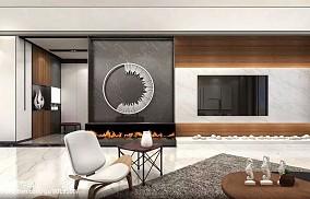 2018现代客厅背景墙