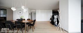 2018精选面积119平别墅餐厅现代装修设计效果图片