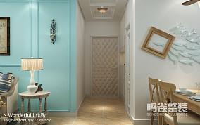 现代中式风格室内设计效果图片