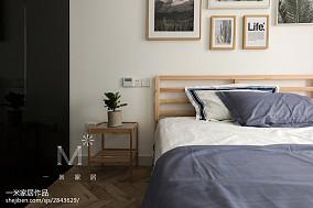 精选面积106平现代三居卧室欣赏图片大全