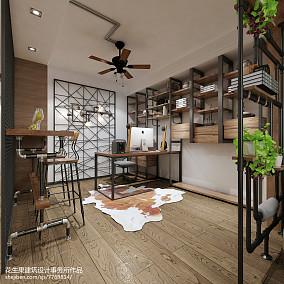 紧凑书房设计