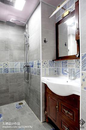 典雅76平日式二居卫生间实景图片卫生间日式设计图片赏析