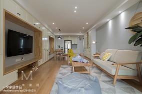 2018精选日式三居客厅装饰图片欣赏