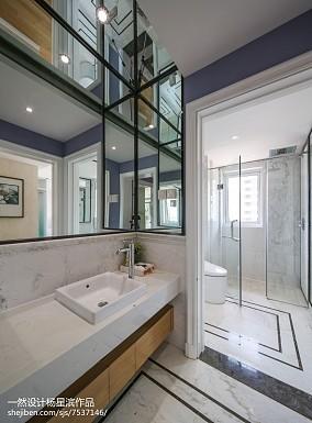 卫生间美式装修效果图片欣赏