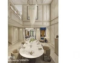豪华别墅客厅设计效果图欣赏大全