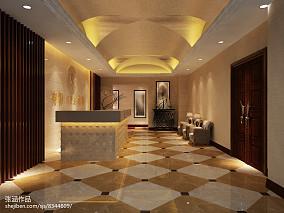 浪漫地中海风格三房两厅卧室装修案例欣赏