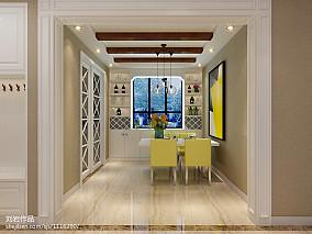 现代风格跃层客厅装修效果图