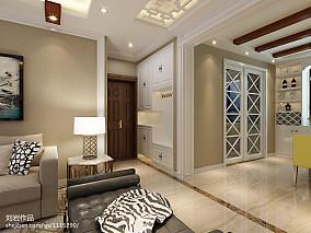 现代风格跃层楼梯装修效果图片