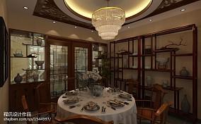地中海式餐厅装修风格
