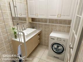 精选小户型卫生间欧式装修设计效果图