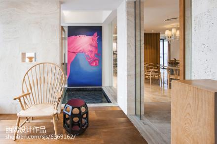 精美别墅花园东南亚欣赏图别墅豪宅潮流混搭家装装修案例效果图
