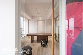 2018精选116平米东南亚别墅书房装饰图片欣赏