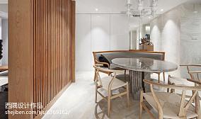 精美面积144平别墅餐厅东南亚效果图