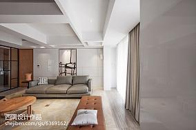 精美东南亚别墅客厅装修设计效果图