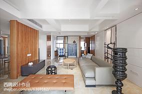 热门东南亚别墅客厅效果图片大全