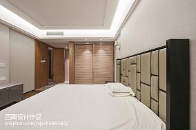 精美别墅卧室东南亚装修设计效果图片欣赏