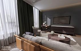 精选大小101平三居客厅效果图片大全