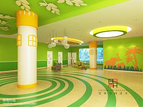 简约经典风格复式卧室设计