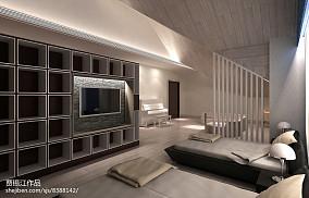 简单中式简约客厅图片
