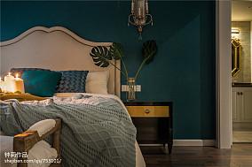 精美面积140平混搭四居卧室装修图片