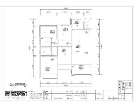 面积93平宜家三居客厅装修图片大全