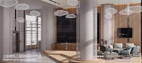现代室内水晶灯图片