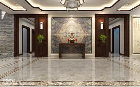 宜家简约设计客厅背景墙效果图片
