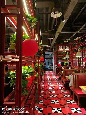 小型饭店厨房设计效果图
