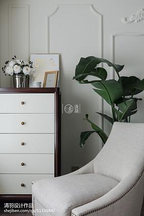 热门133平方四居卧室混搭装修效果图片欣赏