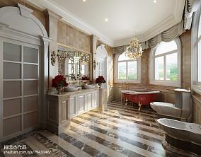 简美厨房壁橱颜色图片