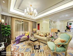 美式家居室内装潢设计