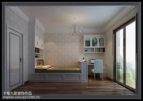 创意风格家具实木楼梯装修效果图