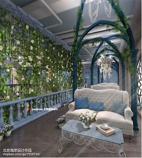 欧美风格豪华卫生间设计效果图欣赏大全