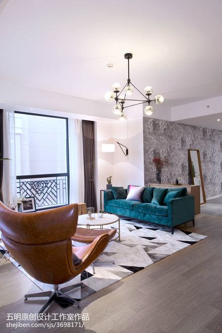 2018精选面积131平复式客厅北欧欣赏图片大全