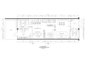美式经典书房设计效果图