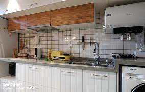 201876平米北欧小户型厨房实景图片大全