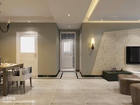 现代简约室内装潢效果图
