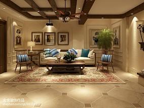 一居休闲区现代装修效果图片大全