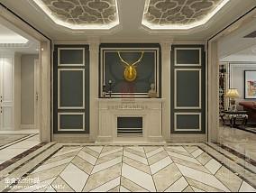 60平米现代一居室户型装修效果图大全