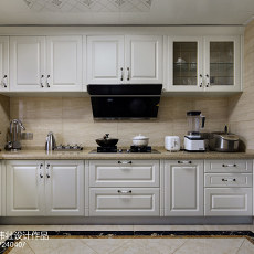 热门三居厨房欧式效果图