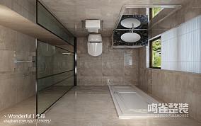 中式11平米卧室装修效果图