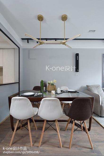 平米日式别墅餐厅装修效果图片欣赏厨房